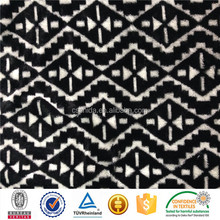 degital printed low pile supersoft pv plush fleece fabric for garment coat toys