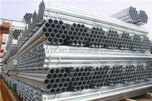 seamless steel galvanized pipe 100mm diameter galvanized steel pipe gi pipe