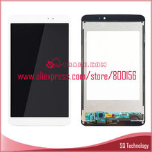 replacement lcd screen For LG G Pad 8.3 V500 LCD Touch Screen Digitizer Assembly white Color