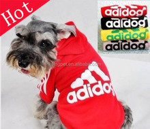 Hot Sale Winter Hoodies Large Size Adidog Dog Clothes