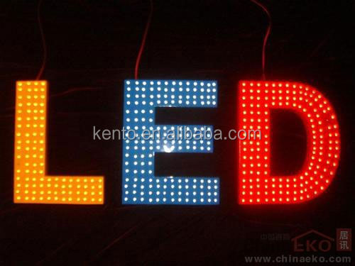 KENTO Qty 1000- LED Lights- 3mm pre wired 2.5 volt leds- 2.5V Red