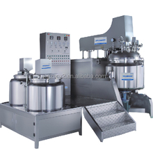 150L high shear dispersing emulsifier homogenizer mixer for cosmetic cream/paste/ointment