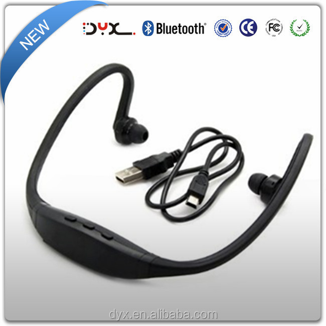 2016 New design bluetooth headphone/sports blutooth headphone with factory price W88