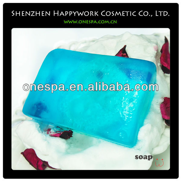 Wonderful design Skin Care Bath soap handmade saffron soap