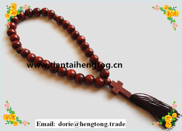 Wholesale 33 wood beads prayer beads rosary ,orthodox prayer beads car hanging pendant, russian prayer rope