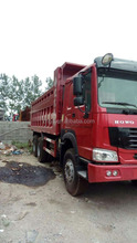 Used Howo Shacman Beiben Dongfeng Dump Trucks 25t 30t 40t 4x6 model 4x8 models best price Tipper of Howo shacman Scania brands