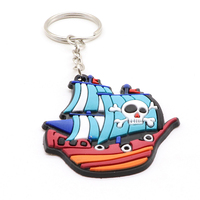 Custom Rubber 3D Soft Pvc Keychain,Plastic Customized Name Keychain Pvc Rubber Key Chain