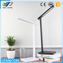 VAPAI manufacturer CE ABS Metal 30 beads touch switch book reading light dimmable led desk lamp
