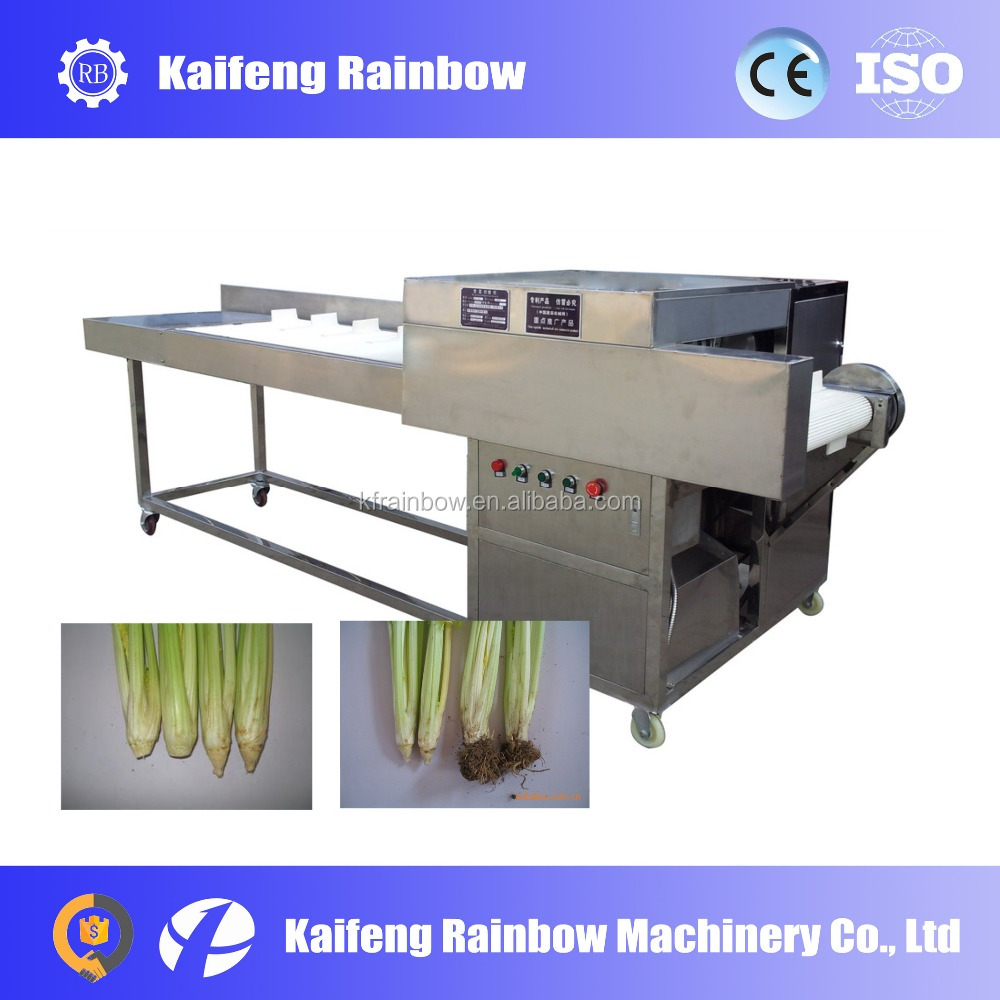 root removal machine