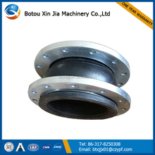 rubber expansion joint/galvanized rubber flexible joint