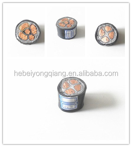 underground electric cable sizes steel wire armoured cable china electric cable