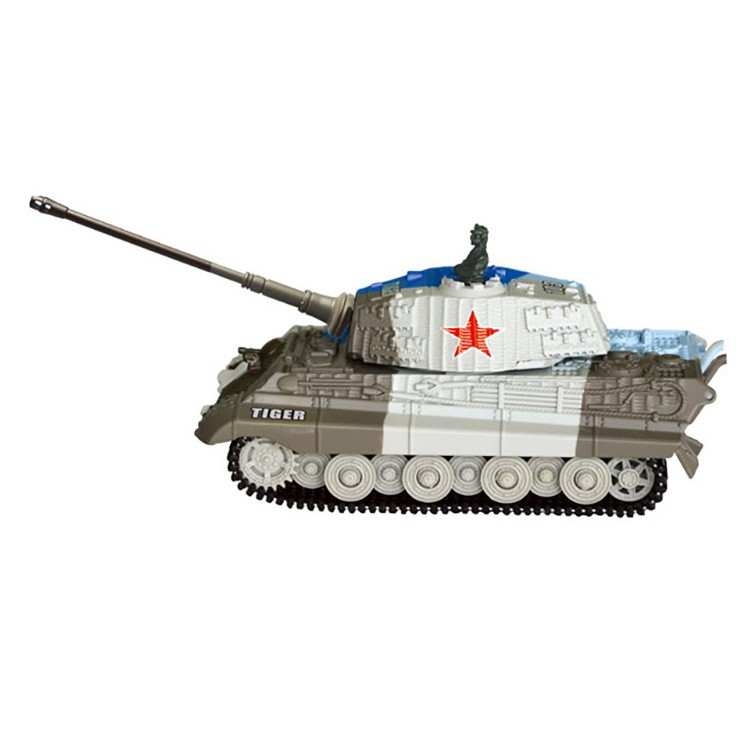 mini electric 1:72 simulation tank toys remote control for kids