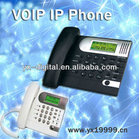 YX goip ip phone free call,5 lines cheap sip phone with POE