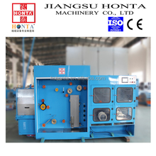 electrical wire and cable making machinery manufacturing process aluminium fine wire drawing machine