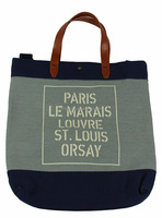 High Quality Fashion Korean Stylish Cotton Canvas Tote Bag