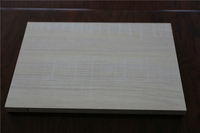 High Quality Cheap Price Plain Mdf/ Raw Mdf Sheet Price For Cabinet Materials