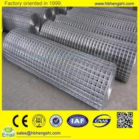 2x2 galvanized welded wire mesh for fence panel 2x2 galvanized welded wire mesh with low price