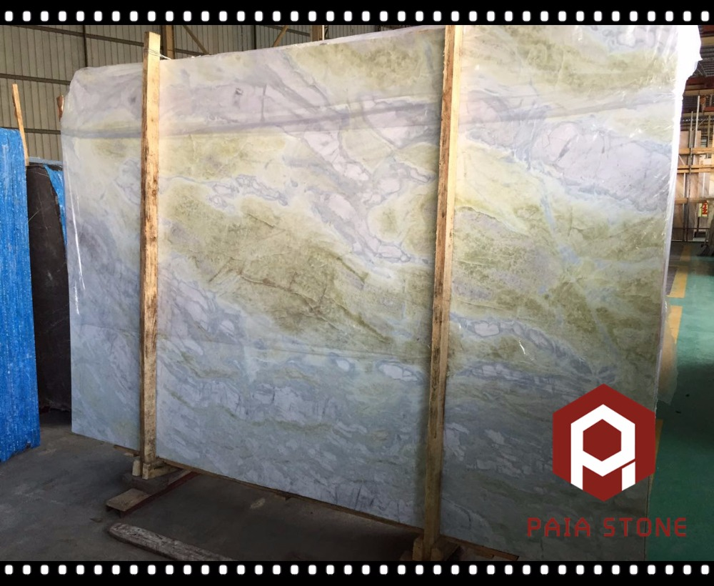 Reasonable Price china marble kitchen Blue River floor tiles for your warm luxuary house