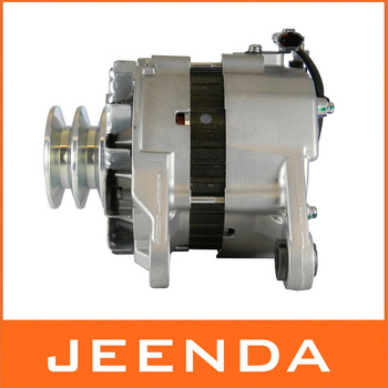 Aftermarket high quality small small safe alternator 1-81200-530-0 for 6WG1XJOHN DEERE Excavators 850D LC