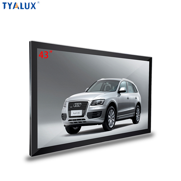 43inch android screen digital billboards for sale