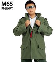 M65 UK US Army Clothes Casual Tactical Outdoor Windbreaker Men Winter Thermal Long Flight Pilot Coat Sport Hoody Military Jacket