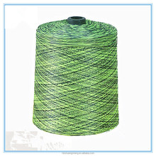 100% Polyester Space Dyed Yarn for Shoe Upper