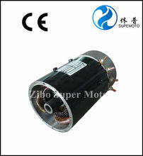 CE approved 4kw 48v regen motor for golf cart