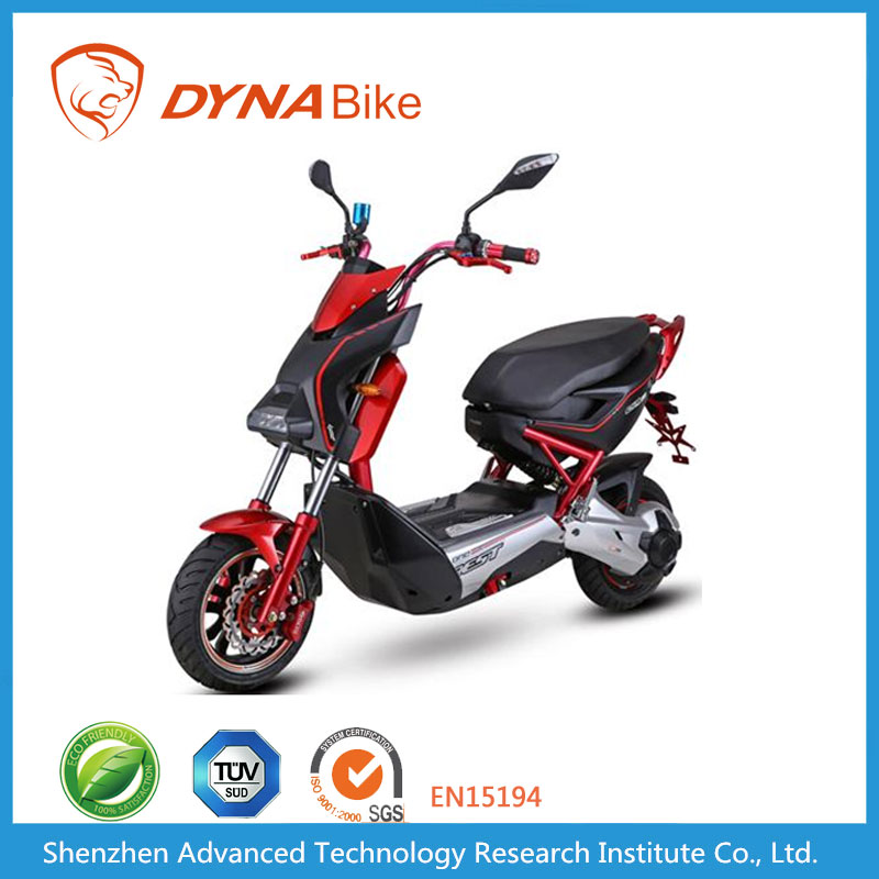 DYNABike Top Quality Heavy Loading Capacity Brushless Motor Full Size Electric China Motorcycle Sale