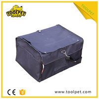 Convenient New arrival pet car box dog crates carriers