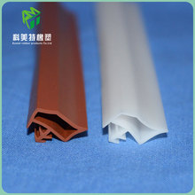 Customized O D P F E H shapes silicone rubber rods