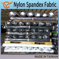 95% Nylon 5% Spandex Knitted Fabric Stock Lots For Vest
