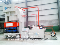 Bullet Proof Shield Hydraulic Press