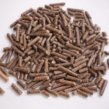 Oak Wood Biomassed Fuel Pellets Chopped Biofuel