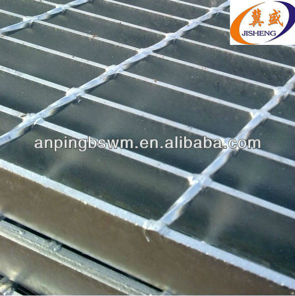 high quality galvanized large floor grates