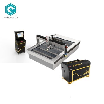 China CNC 5 Axis Marble Concrete Waterjet Cutting High Quality