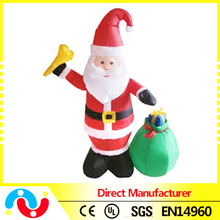 2015 Christmas Ornaments Light Inflatable Santa,Best Selling Christmas Festival Decorations