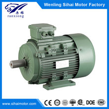 YE2 high efficiency 2 pole 132kw three phase ac induction motor