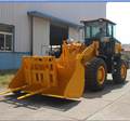 6ton wheel loader price list, 4 in 1 bucket for dingo mini loader