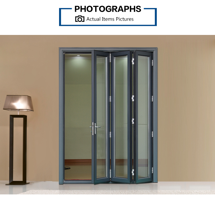 ROGENILAN 75 series luxury villa bi fold doors
