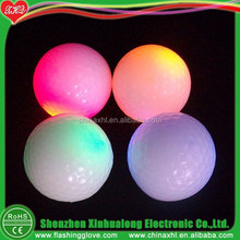 LED Golf Ball Luminous Golf Ball Manufacturer Factory