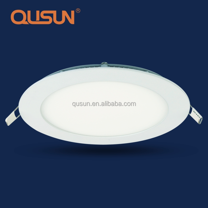 Ultra-thin Recessed Ceiling Small LED Panel Light 3W