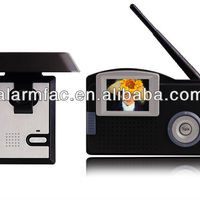 Wireless Digital Video Audio Door Phone
