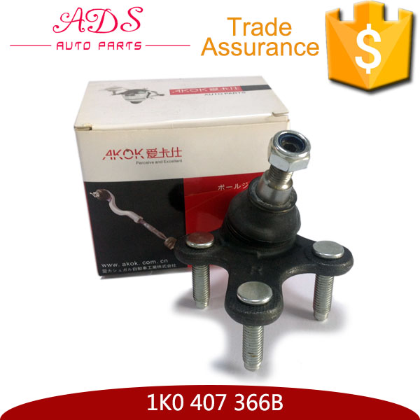 High quality suspension parts right lower ball joint for NEW PASSAT/TOURAN/TIGUAN/CANDY/CC/GOLF OEM:1K0 407 366B