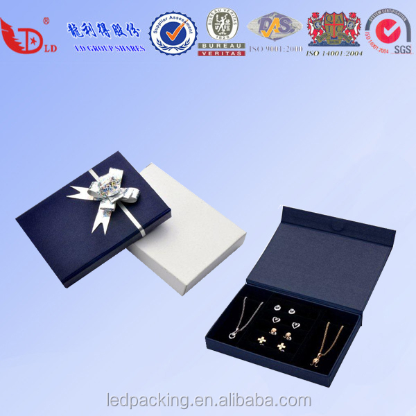 Logo printing High Quality Custom Pandora Jewelry/ Gift Boxes for wholesale manufactures
