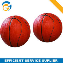 Promotional Cute Mini Basketball Pu Stress Ball