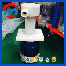 FRPP material Idling upright acid-resistant pump