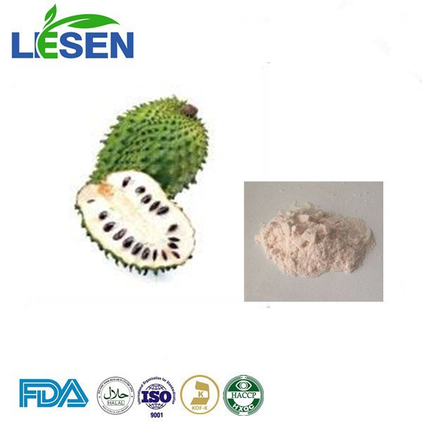 Anticancer Ingredient Graviola Leaf Powder, Graviola Leaf Extract Powder