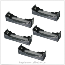 Wholesale plastic li-ion 18650 battery holder