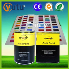Wholesale Price 1K Spray Acrylic Color with Low Price for Car