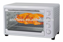 hot seling popular model 2500W 60L Electric toaster oven, pizza oven for home using